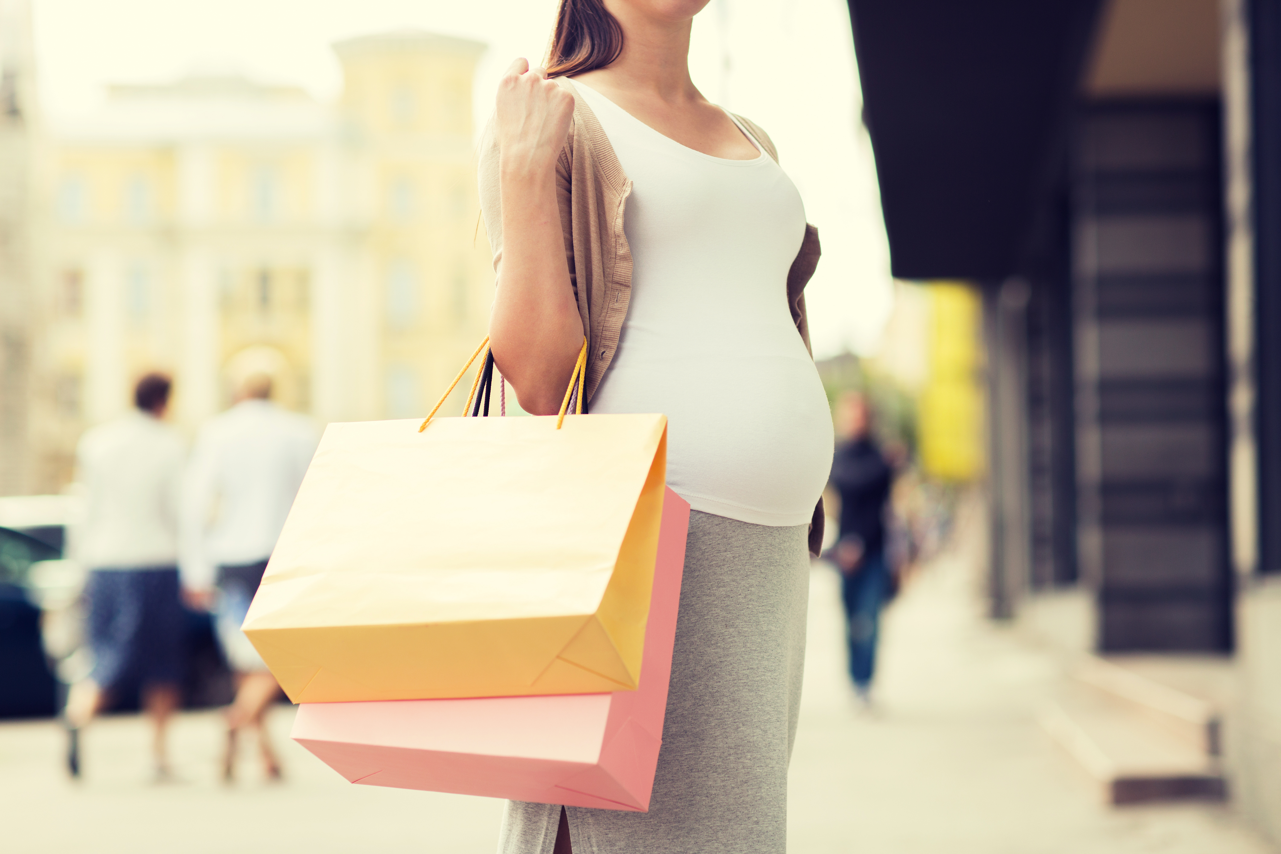 Pregnancy Shopping Checklist – From The First To The Third Semester